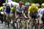 Tour de France 2017 - 104th Edition - 12th stage Pau - Peryagudes 214.5 km - 13/07/2017 - Alberto Contador (ESP - Trek - Segafredo) - photo POOL Philippe Lopez/BettiniPhoto©2017