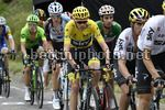 Tour de France 2017 - 104th Edition - 12th stage Pau - Peryagudes 214.5 km - 13/07/2017 - Christopher Froome (GBR - Team Sky) - Fabio Aru (ITA - Astana Pro Team) - photo POOL Philippe Lopez/BettiniPhoto©2017