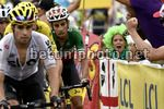 Tour de France 2017 - 104th Edition - 12th stage Pau - Peryagudes 214.5 km - 13/07/2017 - Fabio Aru (ITA - Astana Pro Team) - photo POOL Philippe Lopez/BettiniPhoto©2017