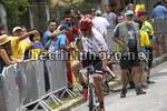 Tour de France 2017 - 104th Edition - 13th stage Saint Girons - Foix 101 km - 14/07/2017 - Markel Irizar (ESP - Trek - Segafredo) - photo Luca Bettini/BettiniPhoto©2017