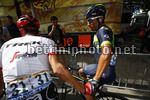 Tour de France 2017 - 104th Edition - 13th stage Saint Girons - Foix 101 km - 14/07/2017 - Nairo Quintana (COL - Movistar) - Alberto Contador (ESP - Trek - Segafredo) - photo Luca Bettini/BettiniPhoto©2017
