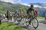 Tour de France 2017 - 104th Edition - 13th stage Saint Girons - Foix 101 km - 14/07/2017 - Nairo Quintana (COL - Movistar) - Michal Kwiatkowski (POL - Team Sky) - photo Herman Seidl/BettiniPhoto©2017