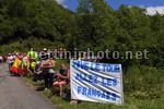 Tour de France 2017 - 104th Edition - 13th stage Saint Girons - Foix 101 km - 14/07/2017 - Scenery - Fans - photo Luca Bettini/BettiniPhoto©2017
