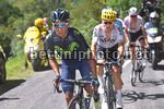 Tour de France 2017 - 104th Edition - 13th stage Saint Girons - Foix 101 km - 14/07/2017 - Nairo Quintana (COL - Movistar) - photo TDW/BettiniPhoto©2017