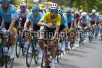 Tour de France 2017 - 104th Edition - 14th stage Blagnac - Rodez 181.5 km - 15/07/2017 - Fabio Aru (ITA - Astana Pro Team) - photo Luca Bettini/BettiniPhoto©2017