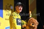 Tour de France 2017 - 104th Edition - 14th stage Blagnac - Rodez 181.5 km - 15/07/2017 - Christopher Froome (GBR - Team Sky) - photo TDW/BettiniPhoto©2017
