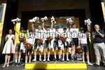 Tour de France 2017 - 104th Edition - 14th stage Blagnac - Rodez 181.5 km - 15/07/2017 - Team Sky - photo Luca Bettini/BettiniPhoto©2017