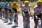 Tour de France 2017 - 104th Edition - 15th stage Laissac Severac lÕEglise - Le Puy en Velay 189.5 km - 16/07/2017 - Christopher Froome (GBR - Team Sky) - photo TDW/BettiniPhoto©2017