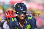 Tour de France 2017 - 104th Edition - 15th stage Laissac Severac lÕEglise - Le Puy en Velay 189.5 km - 16/07/2017 - Daniele Bennati (ITA - Movistar) - photoTDW/BettiniPhoto©2017