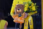 Tour de France 2017 - 104th Edition - 15th stage Laissac Severac lÕEglise - Le Puy en Velay 189.5 km - 16/07/2017 - Mascott - Lion - GoPro - Christopher Froome (GBR - Team Sky) - photoTDW/BettiniPhoto©2017
