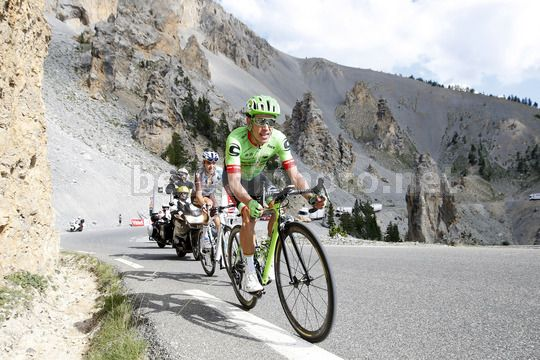 Tour de France 2017 - 104th Edition - 18th stage Briancon - Izoard 179.5 km - 20/07/2017 - Rigoberto Uran (COL - Cannondale - Drapac) - Photo Luca Bettini/BettiniPhoto©2017