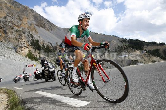 Tour de France 2017 - 104th Edition - 18th stage Briancon - Izoard 179.5 km - 20/07/2017 - Fabio Aru (ITA - Astana Pro Team) - Casse Deserte - Photo Luca Bettini/BettiniPhoto©2017