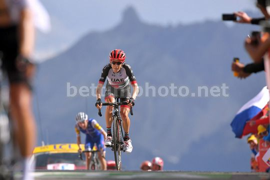 Tour de France 2017 - 104th Edition - 18th stage Briancon - Izoard 179.5 km - 20/07/2017 - Louis Meintjes (RSA - UAE Team Emirates) - Photo TDW/BettiniPhoto©2017