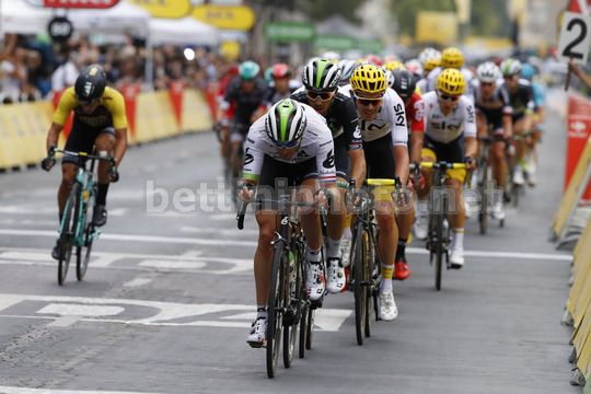 Tour de France 2017 - 104th Edition - 21th stage Montgeron - Paris 103 km - 23/07/2017 - Stephen Cummings (GBR - Dimension Data) - Photo Luca Bettini/BettiniPhoto©2017