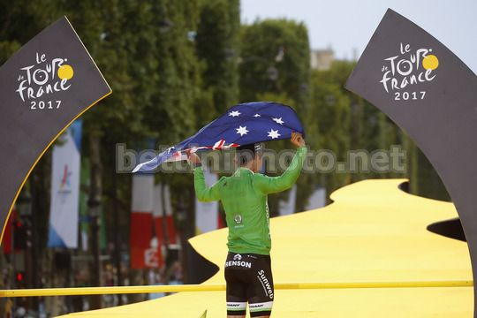 Tour de France 2017 - 104th Edition - 21th stage Montgeron - Paris 103 km - 23/07/2017 - Michael Matthews (AUS - Team Sunweb)- Photo Luca Bettini/BettiniPhoto©2017