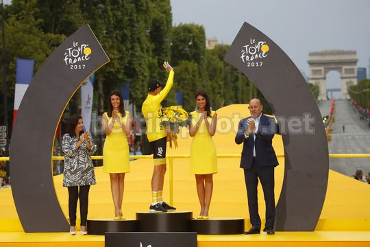 Tour de France 2017 - 104th Edition - 21th stage Montgeron - Paris 103 km - 23/07/2017 - Christopher Froome (GBR - Team Sky) - Photo Luca Bettini/BettiniPhoto©2017