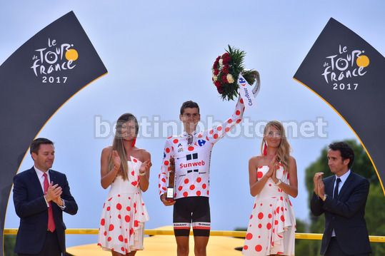 Tour de France 2017 - 104th Edition - 21th stage Montgeron - Paris 103 km - 23/07/2017 - Warren Barguil (FRA - Team Sunweb) - Photo TDW/BettiniPhoto©2017