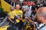 Tour de France 2017 - 104th Edition - 21th stage Montgeron - Paris 103 km - 23/07/2017 - Kellan Froome - Christopher Froome (GBR - Team Sky) - photo TDW/BettiniPhoto©2017