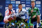 UEC Road European Championships 2017 - Herning - Elite Men TT - Day 2 - 03/08/2017 - Maciej Bodnar (Polonia) - Victor Campenaerts (Belgium) - Ryan Mullen (Irland) - photo Dario Belingheri/BettiniPhoto©2017