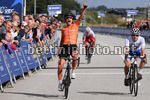 UEC Road European Championships 2017 - Herning - Women Elite Road Race - Day 4 - 05/08/2017 - Marianne Vos (Nederland) - Giorgia Bronzini (Italy) - photo Dario Belingheri/BettiniPhoto©2017