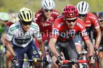 Vuelta Espana 2017 - 72th Edition - 5th stage Benicassim - Ermita Santa Lucia 175.7 km - 23/08/2017 - Christopher Froome (GBR - Team Sky)  -Johan Esteban Chaves (COL - ORICA - Scott) - photo Luis Angel Gomez/BettiniPhoto©2017