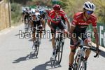 Vuelta Espana 2017 - 72th Edition - 6th stage Vila Real - Sagunto 204.4 km - 24/08/2017 - Alberto Contador (ESP - Trek - Segafredo) - photo Luis Angel Gomez/BettiniPhoto©2017