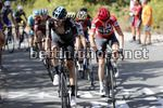 Vuelta Espana 2017 - 72th Edition - 8th stage Hellin - Xorret de Cati 199.5 km - 26/08/2017 - Wout Poels (NED - Team Sky) - Christopher Froome (GBR - Team Sky) - photo Luis Angel Gomez/BettiniPhoto©2017