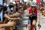 Vuelta Espana 2017 - 72th Edition - 9th stage Orihuela - Cumbre del Sol 174 km - 27/08/2017 - Markel Irizar (ESP - Trek - Segafredo) - photo Luis Angel Gomez/BettiniPhoto©2017