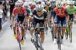 Vuelta Espana 2017 - 72th Edition - 9th stage Orihuela - Cumbre del Sol 174 km - 27/08/2017 - Omar Fraile (ESP - Dimension Data) - photo Luis Angel Gomez/BettiniPhoto©2017