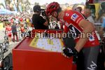 Vuelta Espana 2017 - 72th Edition - 9th stage Orihuela - Cumbre del Sol 174 km - 27/08/2017 - Christopher Froome (GBR - Team Sky) - photo Luis Angel Gomez/BettiniPhoto©2017