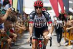 Vuelta Espana 2017 - 72th Edition - 9th stage Orihuela - Cumbre del Sol 174 km - 27/08/2017 - Sacha Modolo (ITA - UAE Team Emirates) - photo Luis Angel Gomez/BettiniPhoto©2017