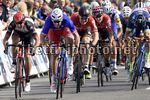 Brussels Cycling Classic Europe Tour 2017 - 02/09/2017 -  Arnaud Demare (FRA - FDJ) - Marko Kump (SLO-UAD Abu Dhabi) - Andre Greipel (GER - Lotto Soudal) - photo Peter De Voecht/PN/BettiniPhoto©2017