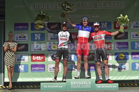 Brussels Cycling Classic Europe Tour 2017