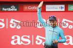 Vuelta Espana 2017 - 72th Edition - 14th stage Æ'cija - Sierra de la Pandera 175km - 02/09/2017 - Miguel Angel Lopez (COL - Astana Pro Team) - photo Luis Angel Gomez/BettiniPhoto©2017