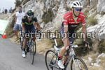 Vuelta Espana 2017 - 72th Edition - 14th stage Æ'cija - Sierra de la Pandera 175km - 02/09/2017 - Alberto Contador (ESP - Trek - Segafredo) - photo Luis Angel Gomez/BettiniPhoto©2017