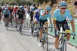 Vuelta Espana 2017 - 72th Edition - 14th stage Æ'cija - Sierra de la Pandera 175km - 02/09/2017 - Luis Leon Sanchez (ESP - Astana Pro Team) - photo Luis Angel Gomez/BettiniPhoto©2017