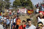 Vuelta Espana 2017 - 72th Edition - 15th stage Alcala' la Real - Sierra Nevada 129,5 km - 03/09/2017 - Scenery - Fans - photo Luis Angel Gomez/BettiniPhoto©2017