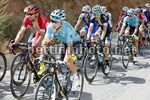 Vuelta Espana 2017 - 72th Edition - 15th stage Alcala' la Real - Sierra Nevada 129,5 km - 03/09/2017 - Miguel Angel Lopez (COL - Astana Pro Team) - photo Luis Angel Gomez/BettiniPhoto©2017