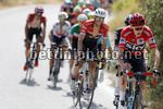 Vuelta Espana 2017 - 72th Edition - 15th stage Alcala' la Real - Sierra Nevada 129,5 km - 03/09/2017 - Christopher Froome (GBR - Team Sky) - photo Luis Angel Gomez/BettiniPhoto©2017