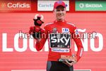 Vuelta Espana 2017 - 72th Edition - 16th stage Circuito de Navarra - Logrono 40,2 km - 05/09/2017 - Christopher Froome (GBR - Team Sky) - photo Luis Angel Gomez/BettiniPhoto©2017