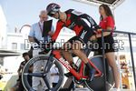 Vuelta Espana 2017 - 72th Edition - 16th stage Circuito de Navarra - Logrono 40,2 km - 05/09/2017 - Francisco Ventoso (ESP - BMC) - photo Luis Angel Gomez/BettiniPhoto©2017