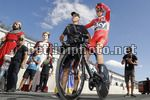 Vuelta Espana 2017 - 72th Edition - 16th stage Circuito de Navarra - Logrono 40,2 km - 05/09/2017 - Christopher Froome (GBR - Team Sky) - Diego Costa (ITA - Team Sky) - photo Luis Angel Gomez/BettiniPhoto©2017