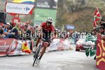 Vuelta Espana 2017 - 72th Edition - 17th stage Villadiego -  Los Machucos 180,5 km - 06/09/2017 - Alberto Contador (ESP - Trek - Segafredo) - photo Luis Angel Gomez/BettiniPhoto©2017