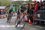 Vuelta Espana 2017 - 72th Edition - 17th stage Villadiego -  Los Machucos 180,5 km - 06/09/2017 - Fabio Aru (ITA - Astana Pro Team) - photo Miwa iijima/Cor Vos/BettiniPhoto©2017
