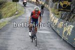 Vuelta Espana 2017 - 72th Edition - 17th stage Villadiego -  Los Machucos 180,5 km - 06/09/2017 - Franco Pellizotti (ITA - Bahrain - Merida) - photo Luis Angel Gomez/BettiniPhoto©2017