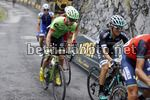 Vuelta Espana 2017 - 72th Edition - 17th stage Villadiego -  Los Machucos 180,5 km - 06/09/2017 - Michael Woods (CAN - Cannondale - Drapac) - photo Luis Angel Gomez/BettiniPhoto©2017
