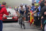 Vuelta Espana 2017 - 72th Edition - 17th stage Villadiego -  Los Machucos 180,5 km - 06/09/2017 - Stefan Denifl (AUT - Aqua Blue Sport) - photo Luis Angel Gomez/BettiniPhoto©2017