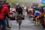 Vuelta Espana 2017 - 72th Edition - 17th stage Villadiego -  Los Machucos 180,5 km - 06/09/2017 - Mikel Nieve (ESP - Team Sky) - photo Luis Angel Gomez/BettiniPhoto©2017