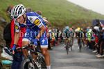 Vuelta Espana 2017 - 72th Edition - 17th stage Villadiego -  Los Machucos 180,5 km - 06/09/2017 - Julian Alaphilippe (FRA - QuickStep - Floors) - photo Luis Angel Gomez/BettiniPhoto©2017