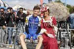 Vuelta Espana 2017 - 72th Edition - 17th stage Villadiego -  Los Machucos 180,5 km - 06/09/2017 - David De la Cruz (ESP - QuickStep - Floors) - photo Luis Angel Gomez/BettiniPhoto©2017